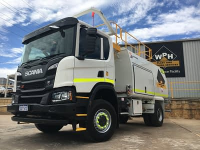 Scania Drill Support Truck For Hire