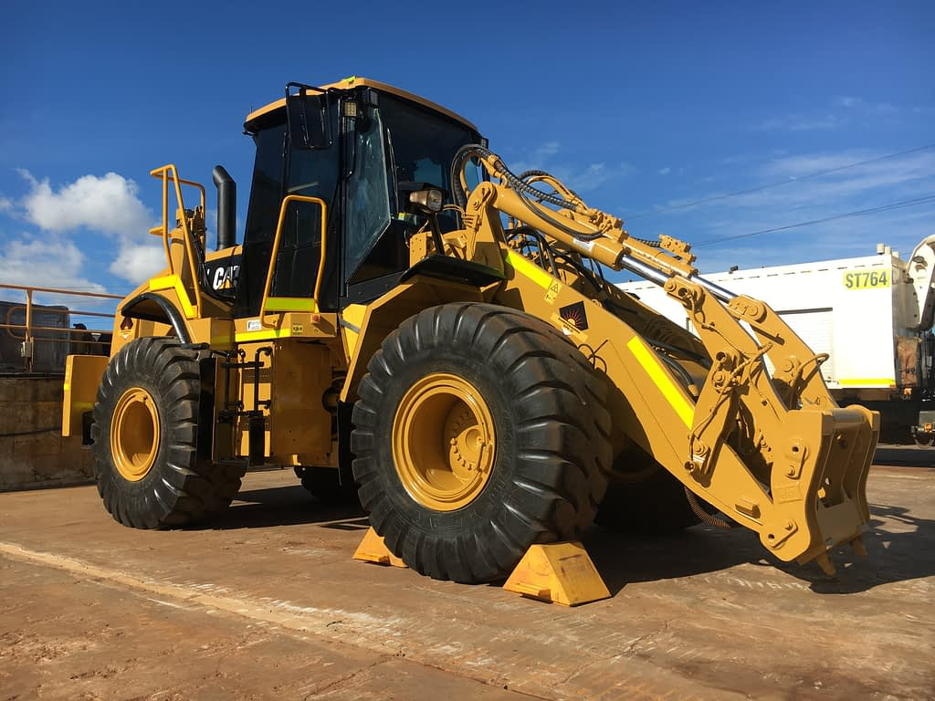 Caterpillar Wheel Loader, Tool Carrier IT62H IT For Hire.