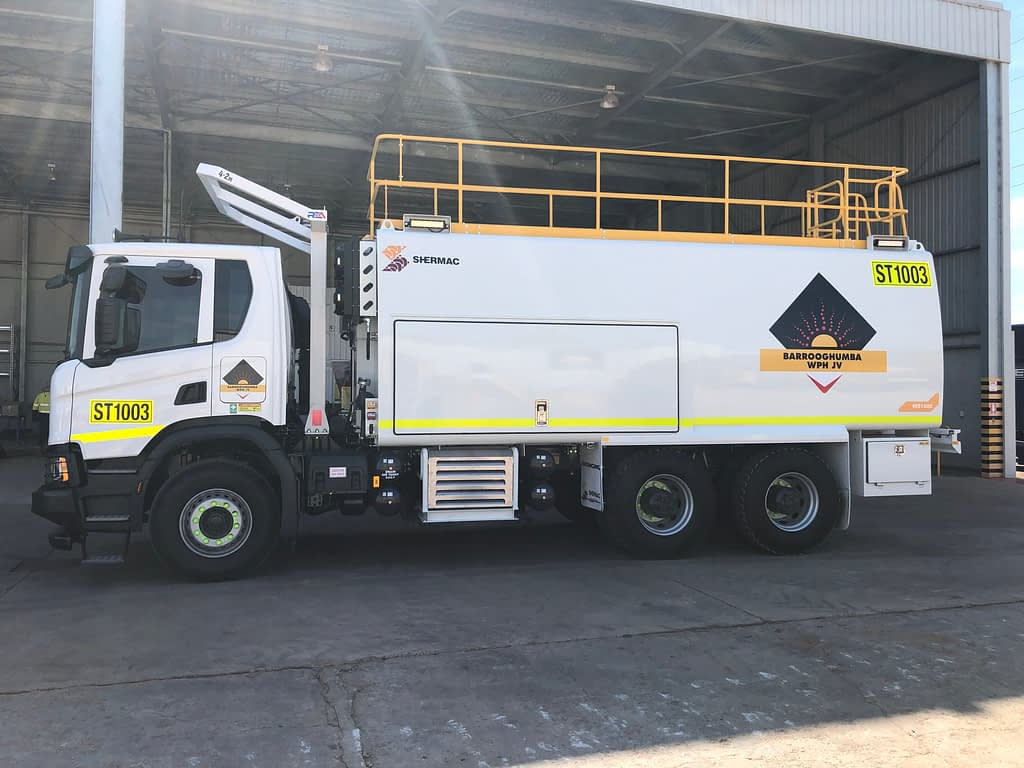 Scania 6 Wheel Service Trucks For Hire