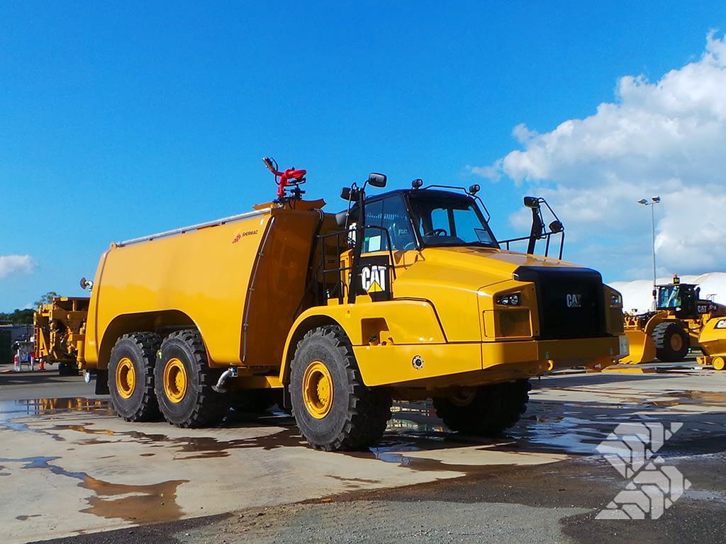 Caterpillar Water Truck 745 For Hire