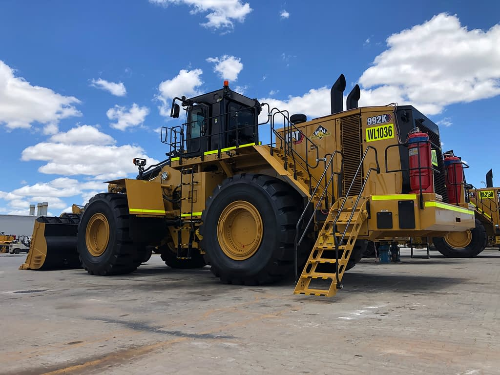Wheel Loaders For Hire