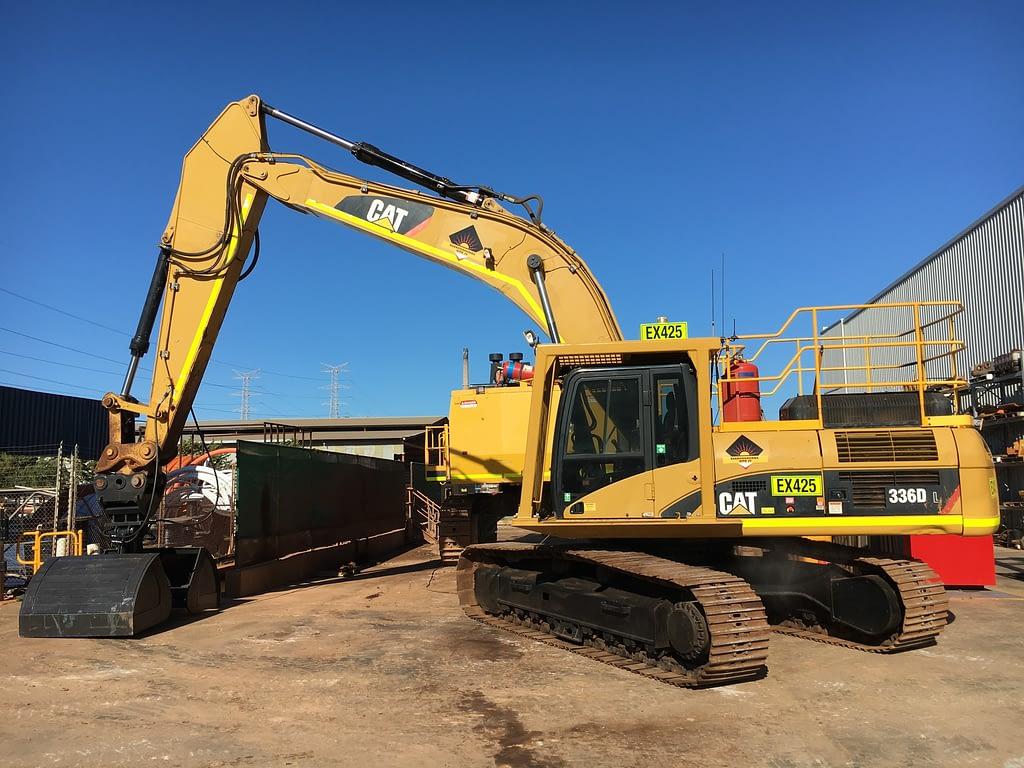 Caterpillar 336DL Excavator - For Hire
