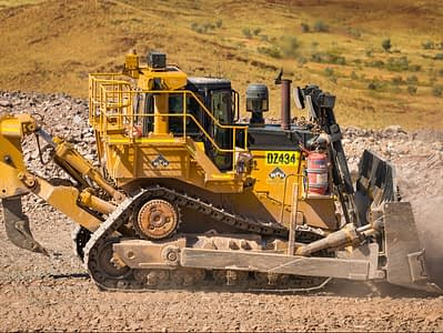 Dozers For Hire.