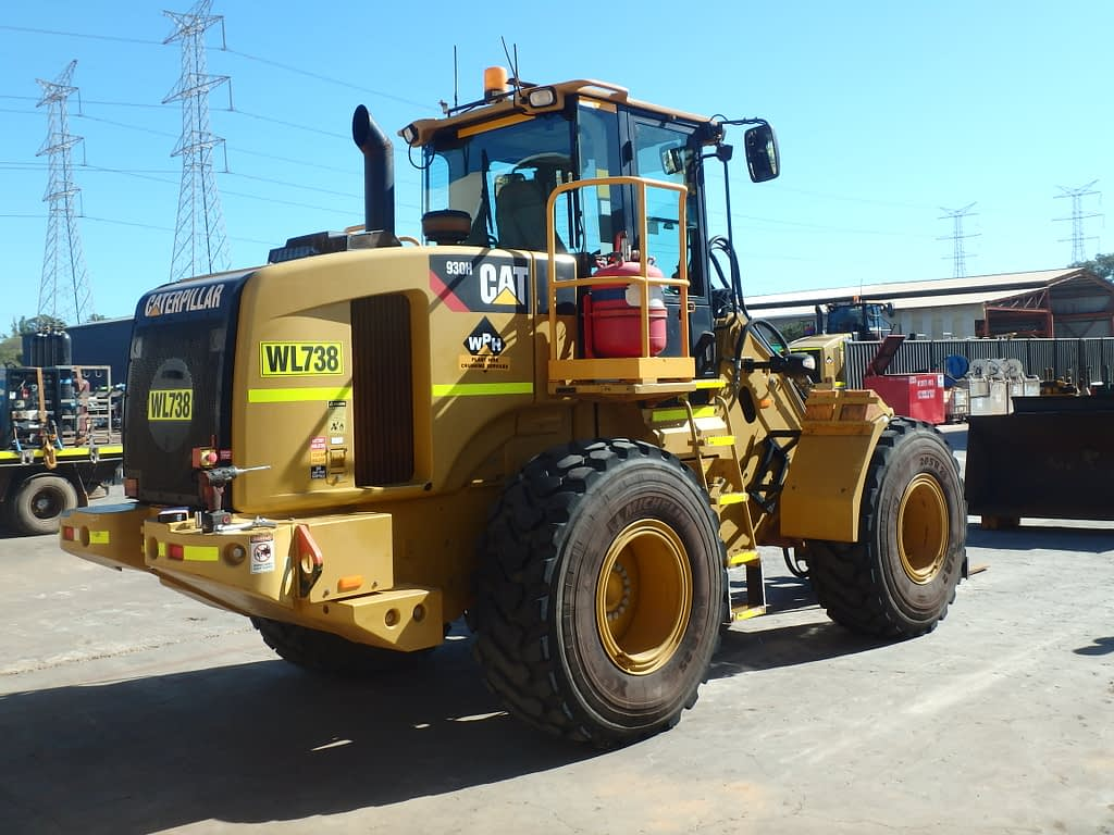 Caterpillar Wheel Loader 930H For Hire.