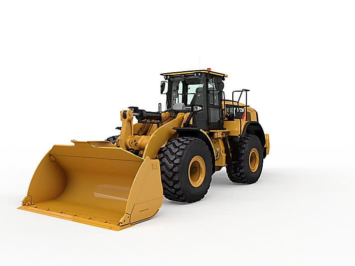 Caterpillar Wheel Loader 972M For Hire.