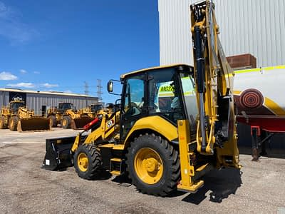 Backhoes For Hire.