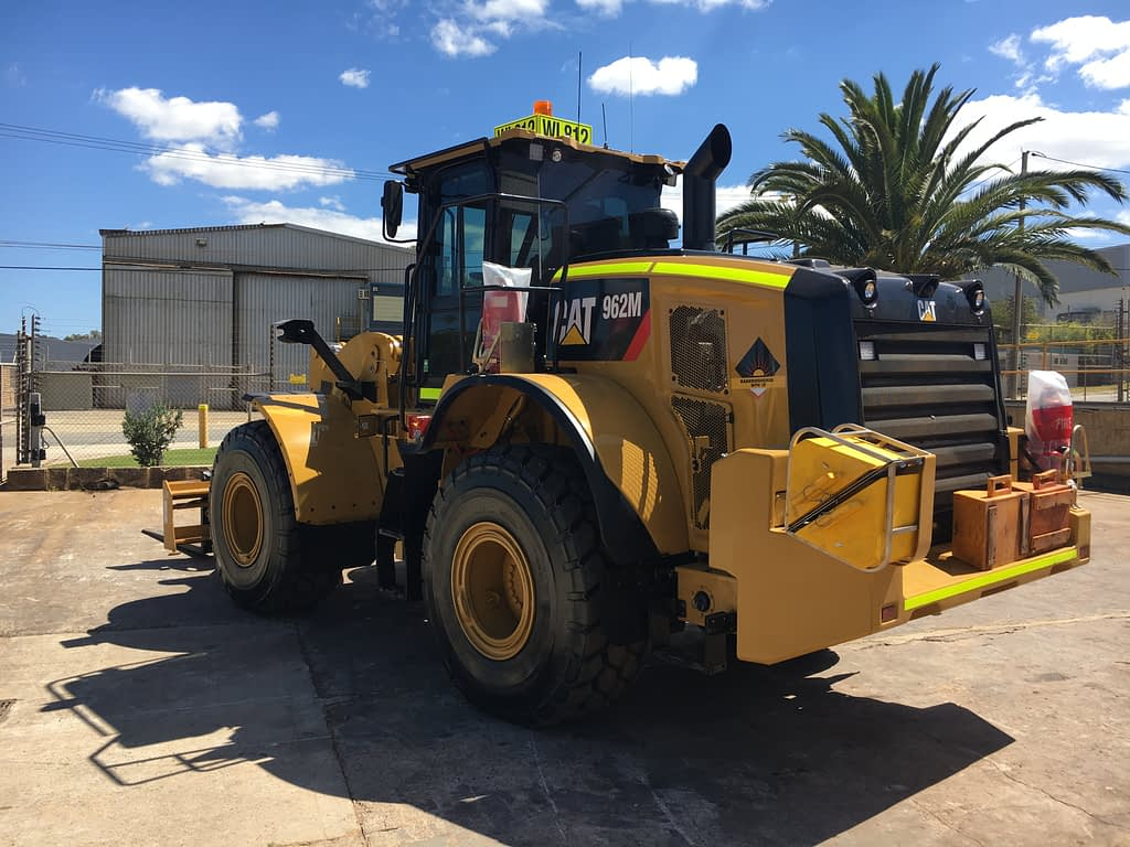 Caterpillar Wheel Loader 962M For Hire.