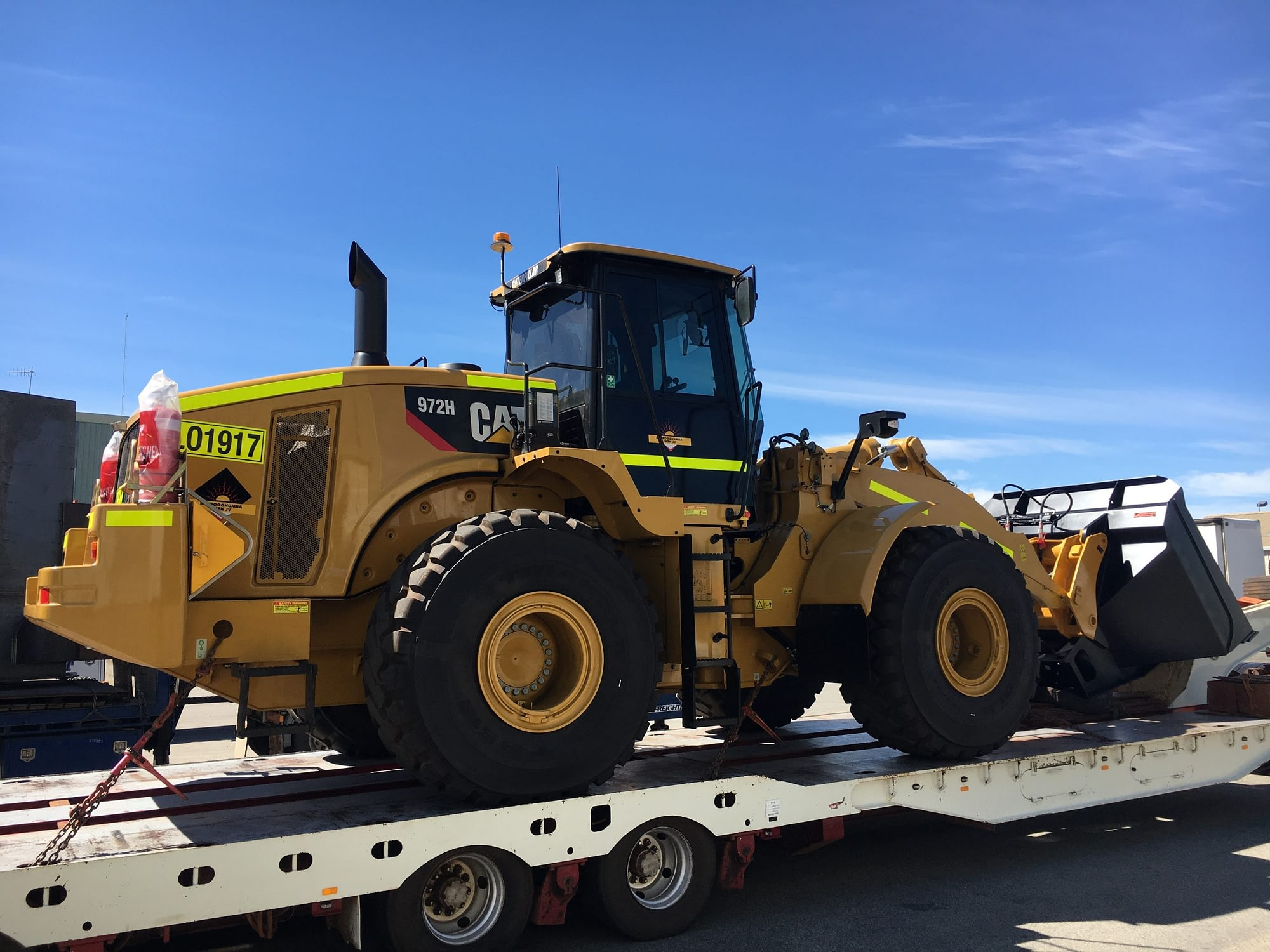 Caterpillar 972H Wheel Loader - For Hire