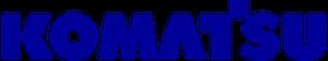 Komatsu Logo for Excavators