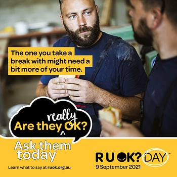 RUOK? Day Western Plant Hire