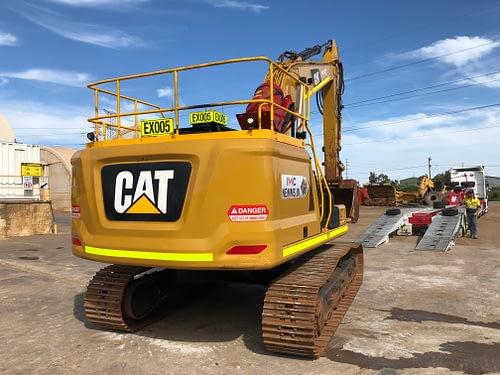 Caterpillar 330 GC Excavator - For Hire