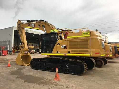 Caterpillar 349 Excavator - For Hire