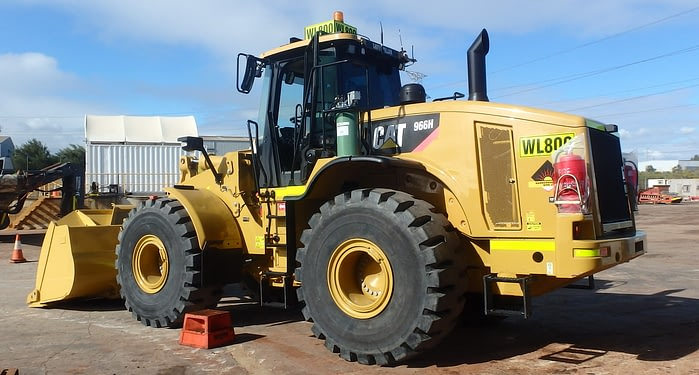 Caterpillar 966H Wheel Loader - For Hire
