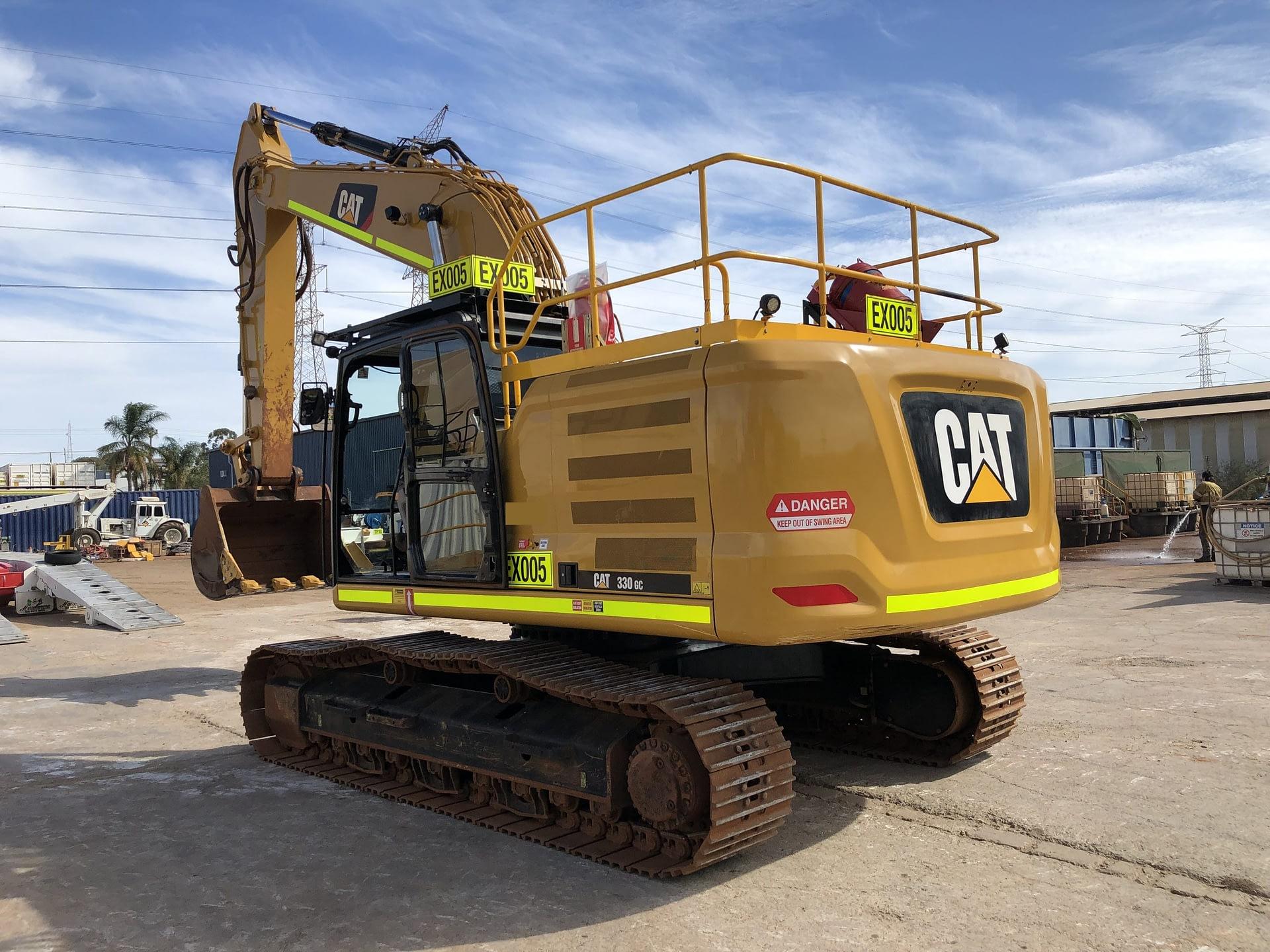 Caterpillar 330GC Excavator - For Hire