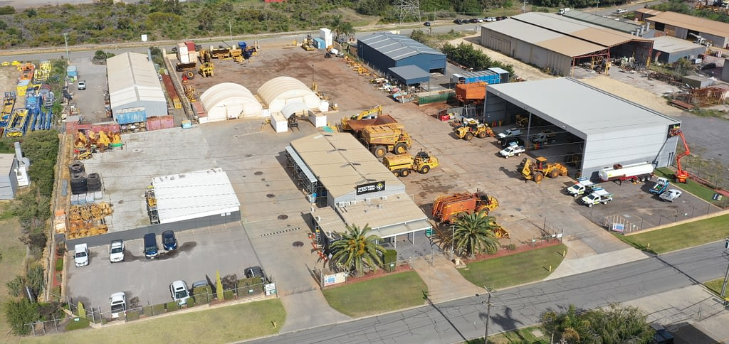 Western Plant Hire Facility.